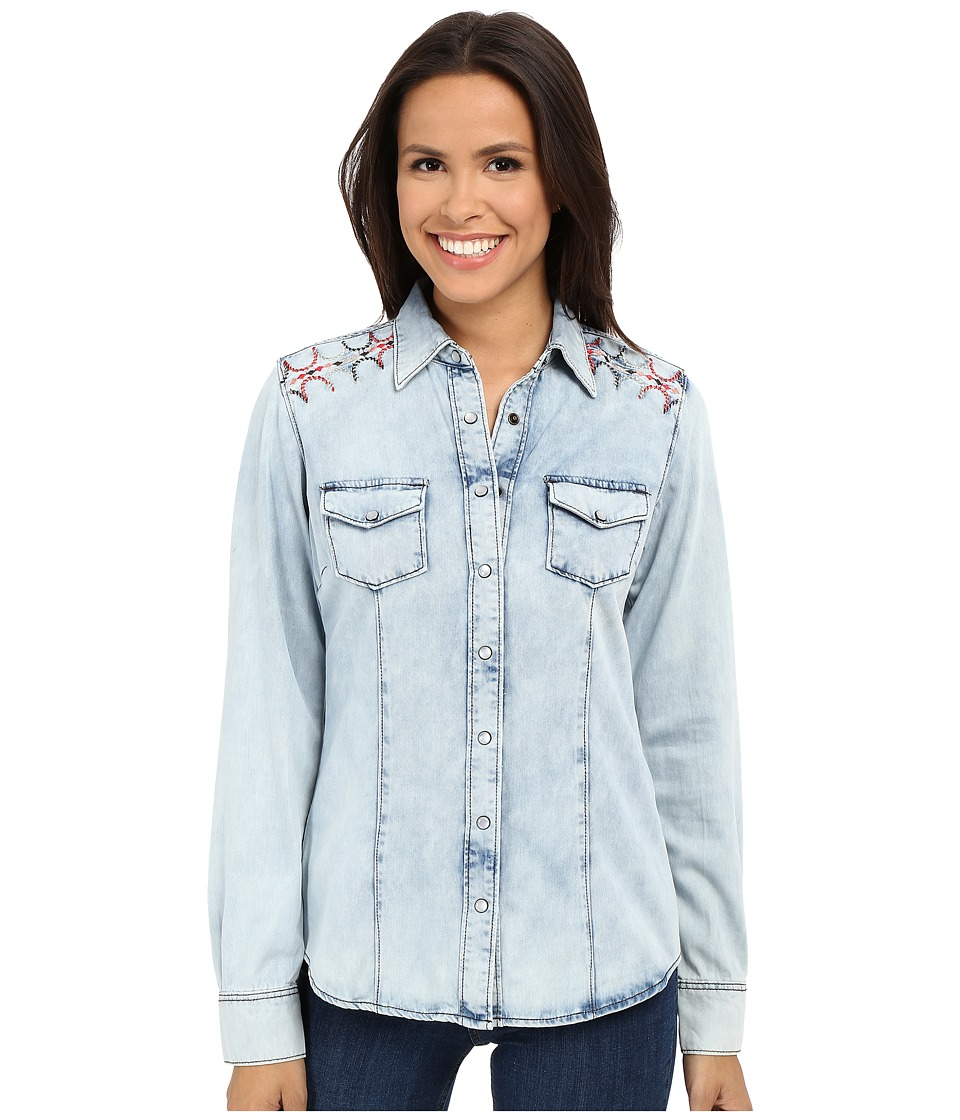 Cruel - Arena Fit Denim (Indigo) Women's Jacket