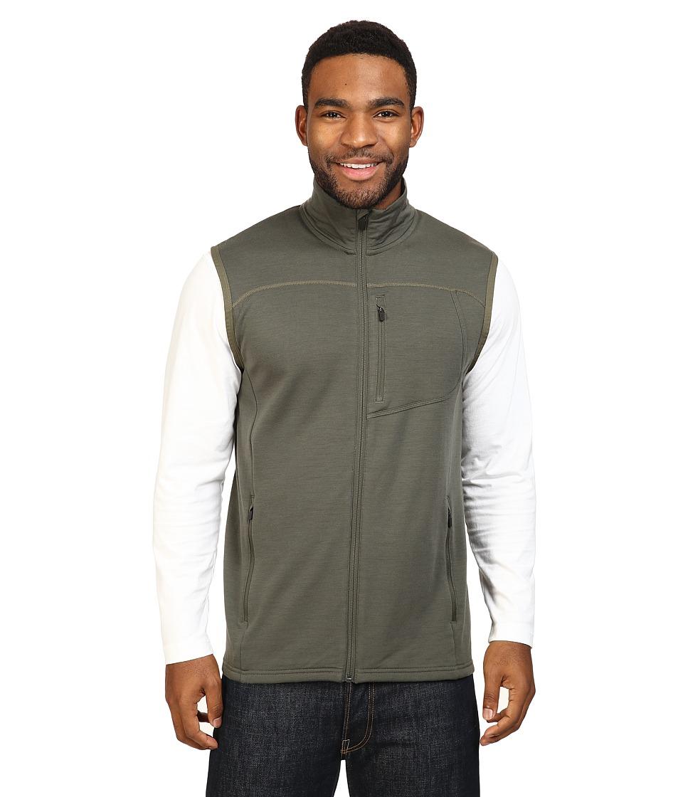 Icebreaker - MT Elliot Vest (Cargo/Cargo/Cargo) Men's Vest