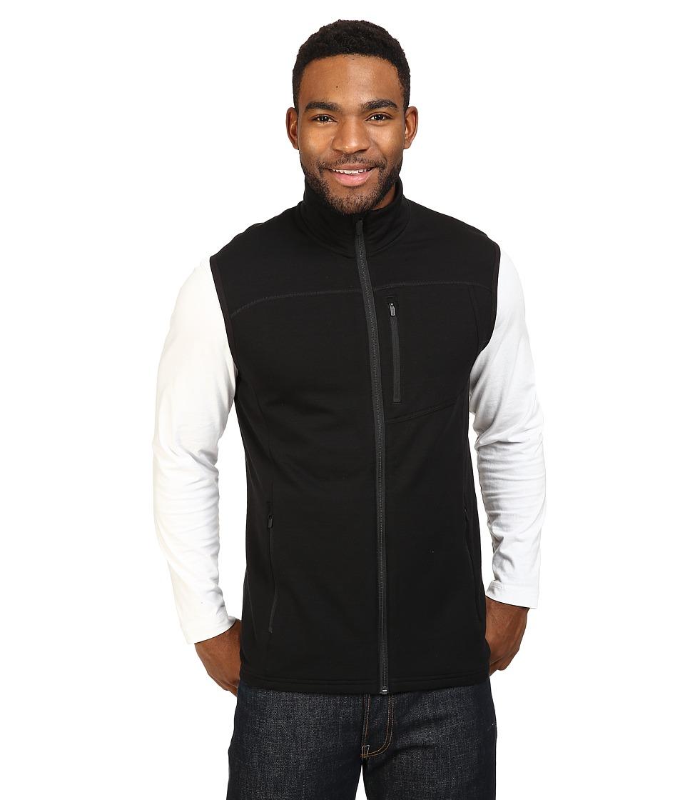 Icebreaker - MT Elliot Vest (Black/Black/Black) Men's Vest