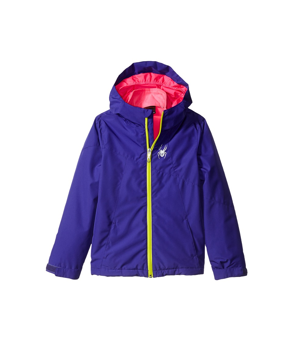 Spyder Kids - Reckon 3-in-1 Jacket (Big Kids) (Pixie/Acid/Bryte Bubblegum) Girl's Coat