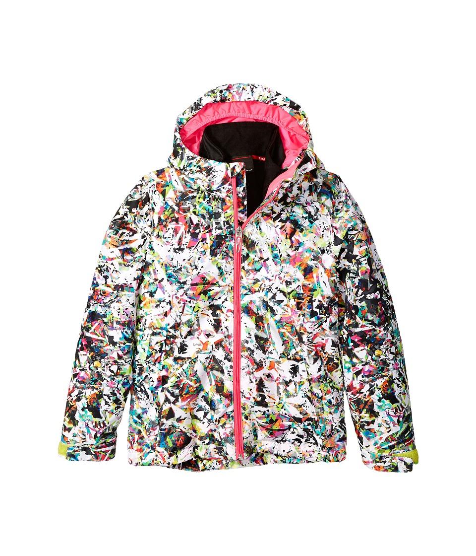 Spyder Kids - Reckon 3-in-1 Jacket (Big Kids) (Kaleidoscope/Voila/Acid) Girl's Coat