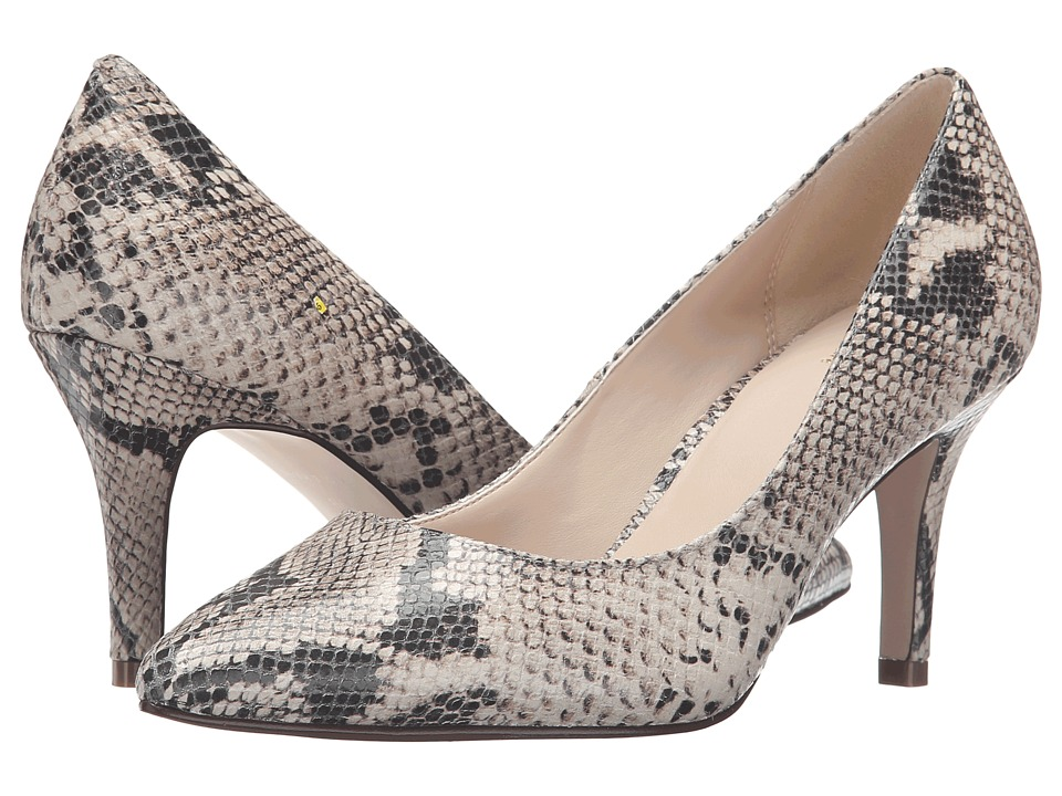 Cole Haan - Juliana Pump 75mm (Roccia Snake Print) High Heels