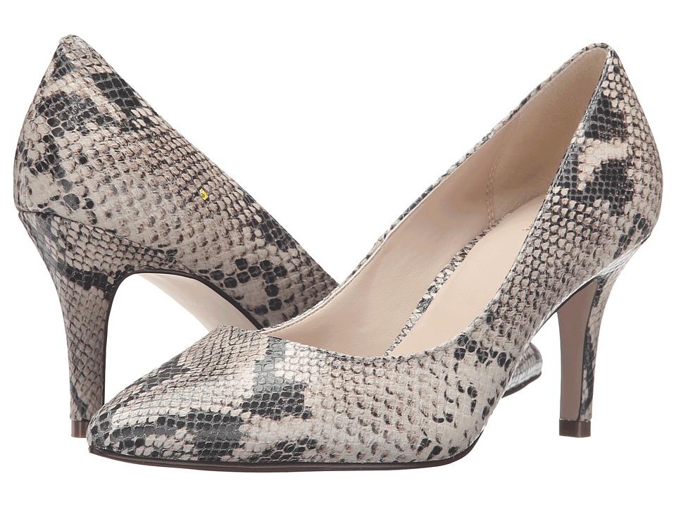 Cole Haan - Juliana Pump 75mm (Roccia Snake Print) High Heels