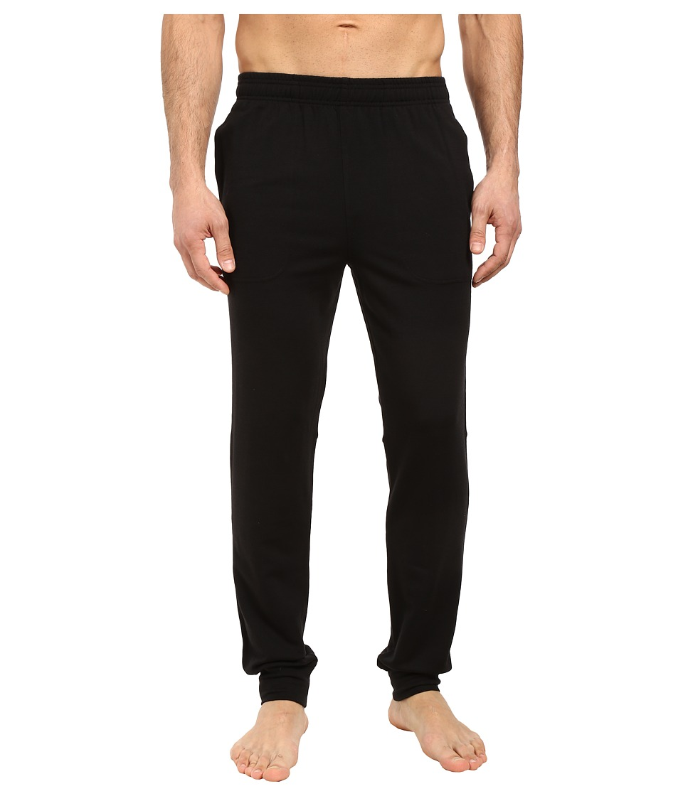 Icebreaker - Shifter Pants (Black) Men's Casual Pants