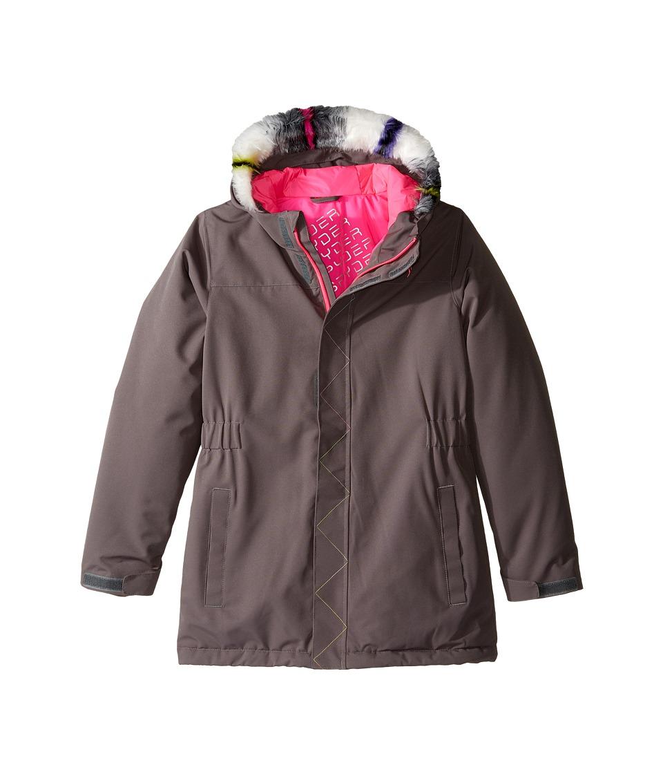 Spyder Kids - Cynch Jacket (Big Kids) (Weld/Bryte Bubblegum) Girl's Coat