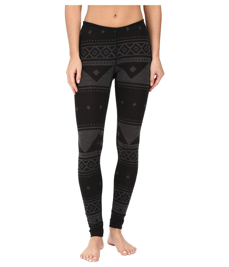 Icebreaker Sprite Leggings Baujacq (Black/Black) Women