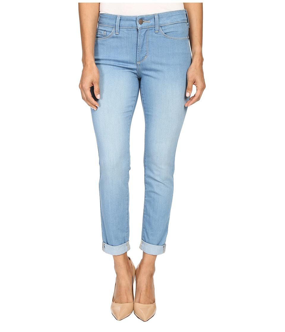 NYDJ Petite - Petite Anabelle Skinny Boyfriend in Palm Bay (Palm Bay) Women's Jeans