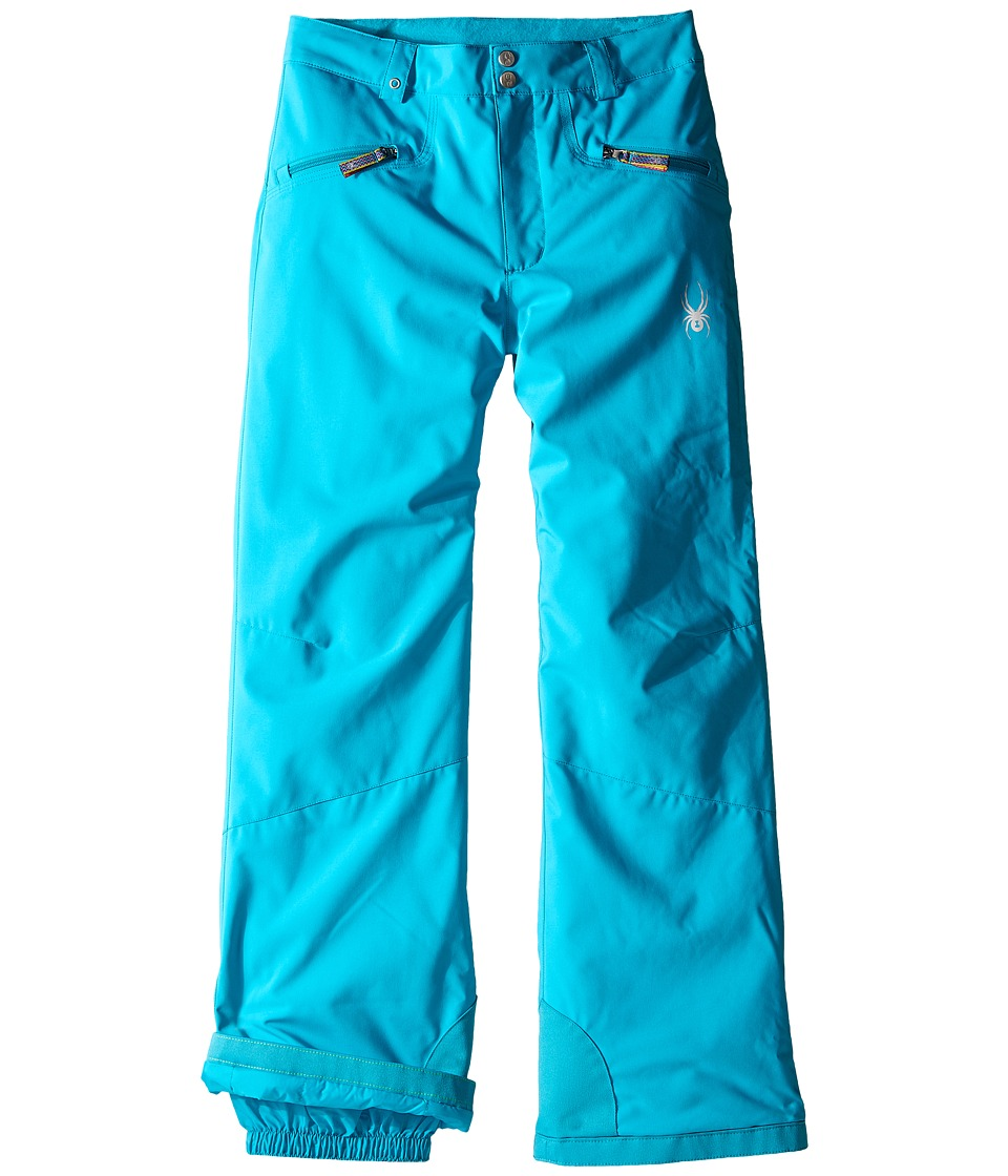 Spyder Kids - Vixen Athletic Pants (Big Kids) (Bluebird) Girl's Outerwear