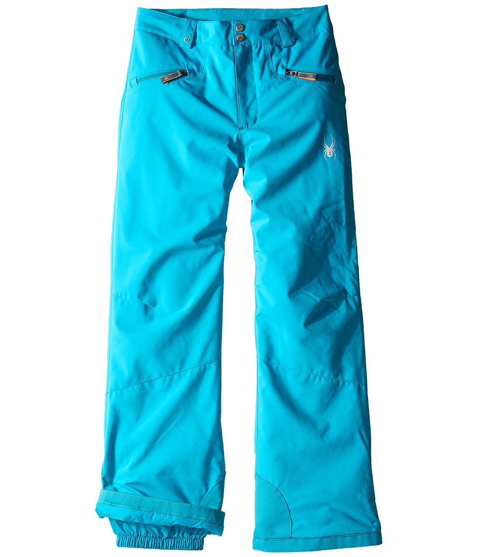 Spyder Kids - Vixen Athletic Pants (Big Kids) (Bluebird) Girl's Outerwear