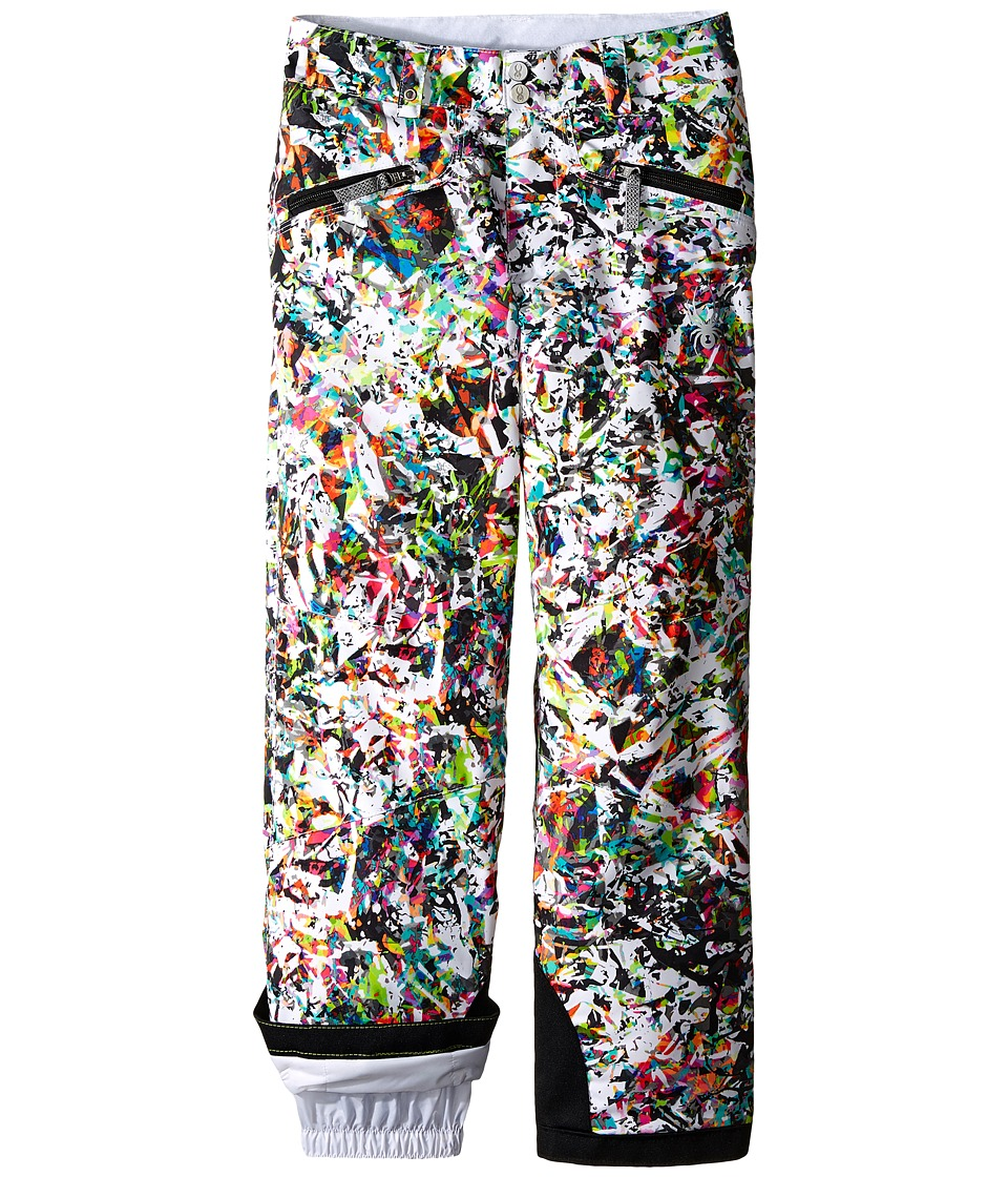 Spyder Kids - Vixen Athletic Pants (Big Kids) (Kaleidoscope) Girl's Outerwear