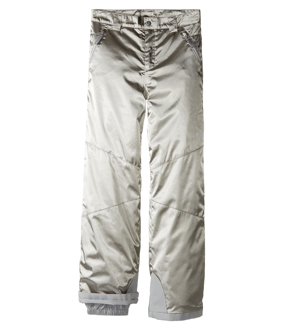 Spyder Kids - Thrill Pants (Big Kids) (Silver/Silver) Girl's Outerwear