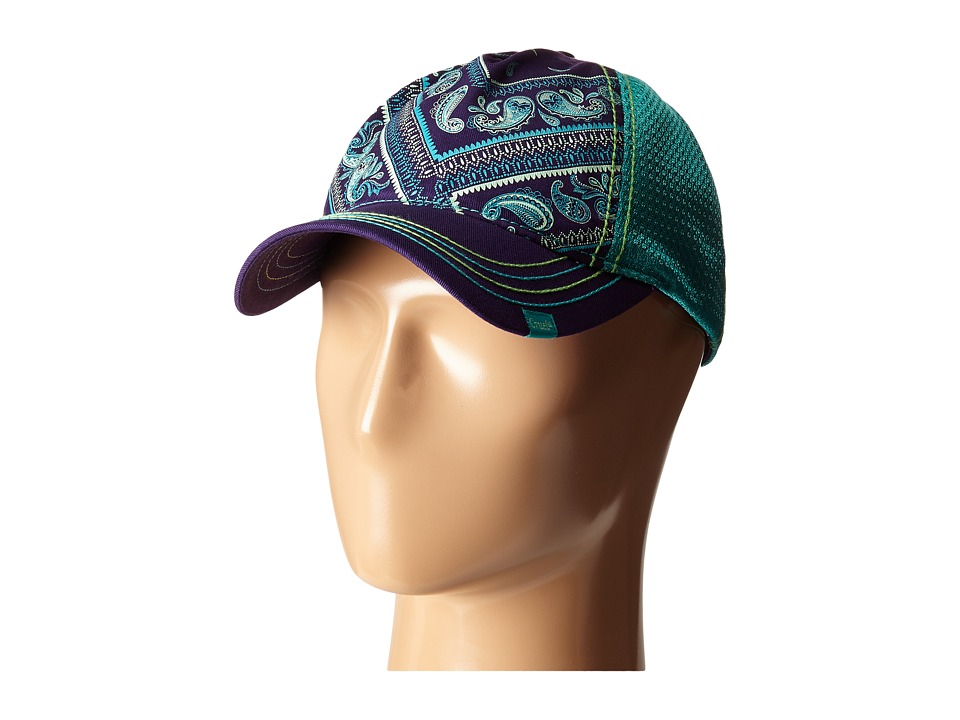 Cruel - Trucker Cap (Purple) Caps