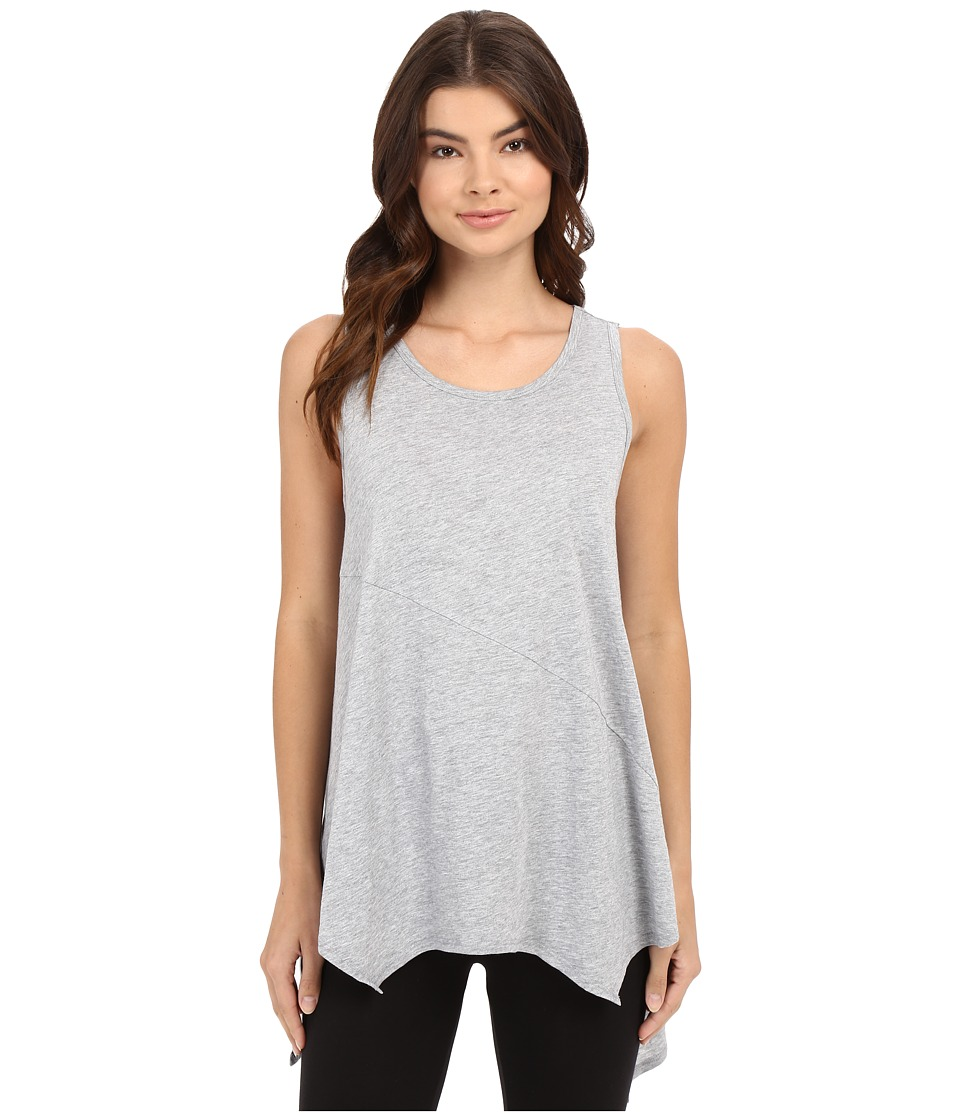 DKNY - Go with the Flow Tank Top (Grey Heather) Women's Pajama