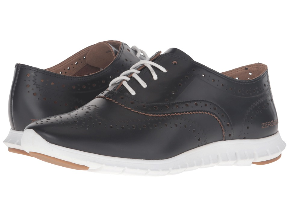 Cole Haan - Zerogrand Wing Oxford (Black/Natural/Optic White) Women's Shoes