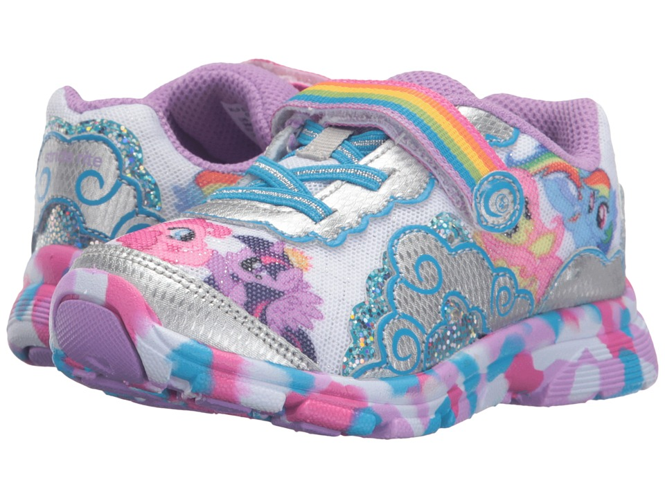 Stride Rite - My Little Pony Equestria (Toddler) (Silver) Girl's Shoes
