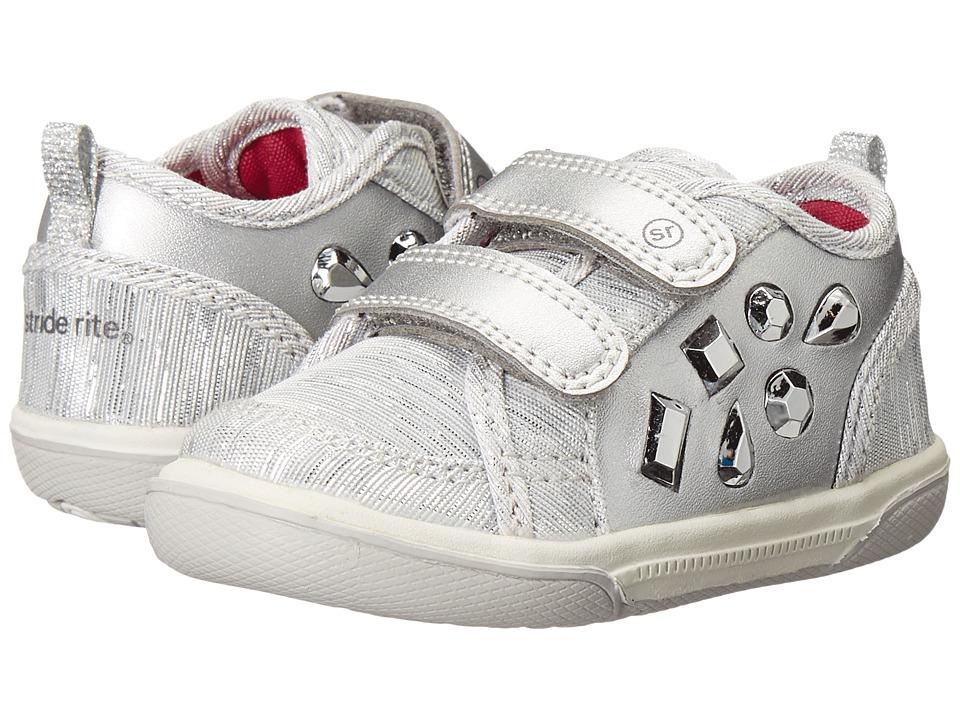 Stride Rite - Ursa (Toddler) (Silver) Girl's Shoes