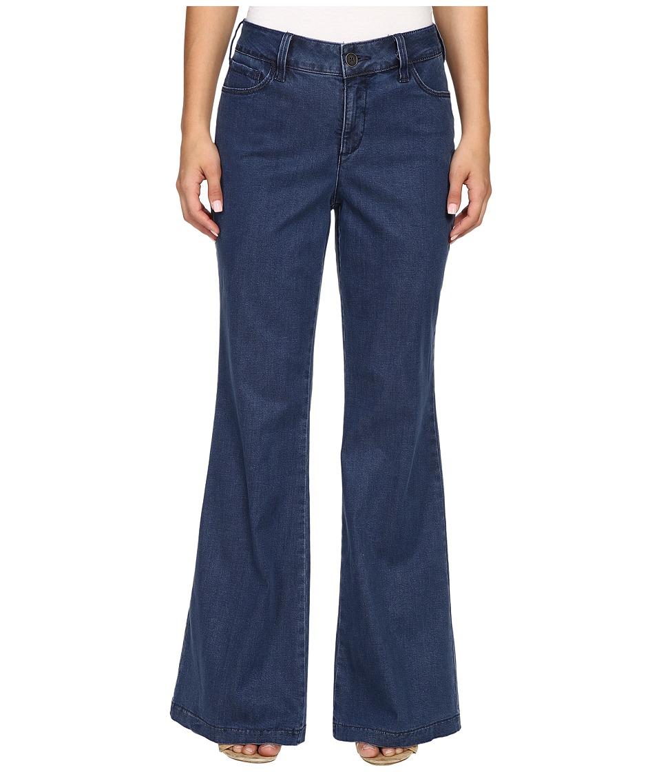 NYDJ Petite - Petite Claire Trousers (Beaumont) Women's Casual Pants