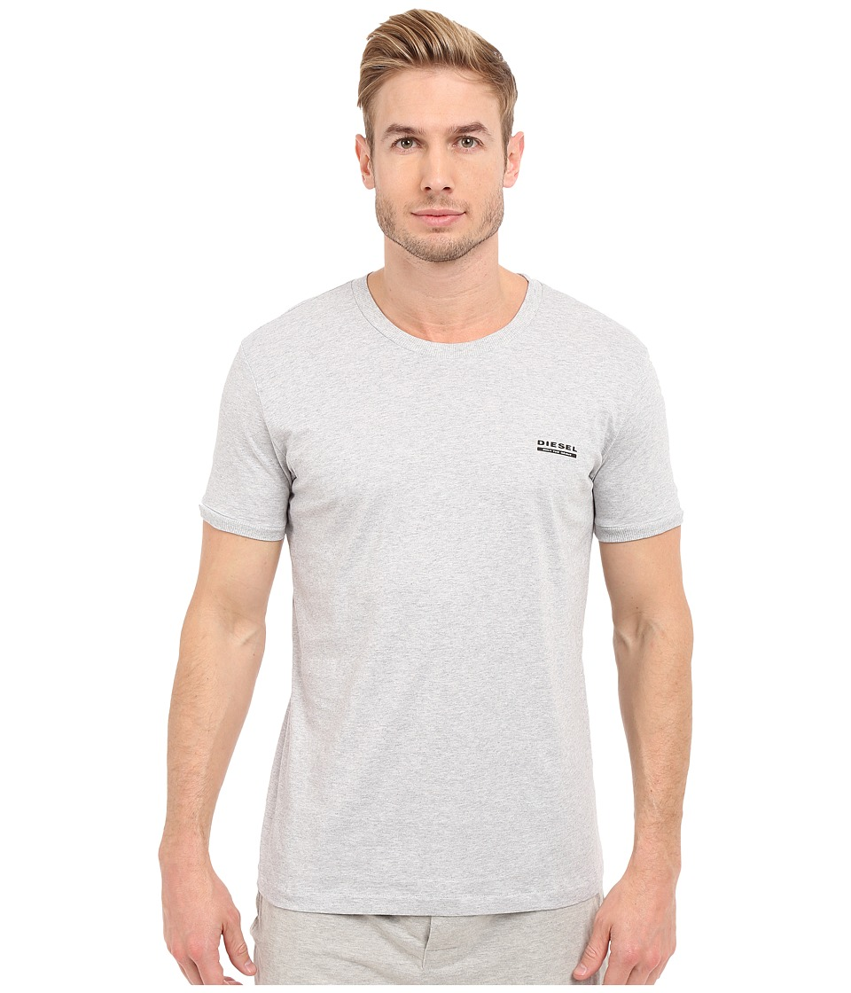 Diesel - Jake T-Shirt CALD (Grey) Men's Underwear