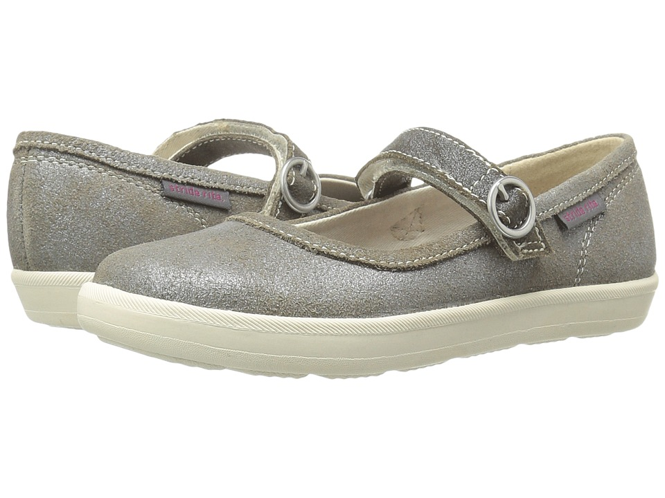 Stride Rite - Simone (Toddler/Little Kid) (Grey) Girl's Shoes