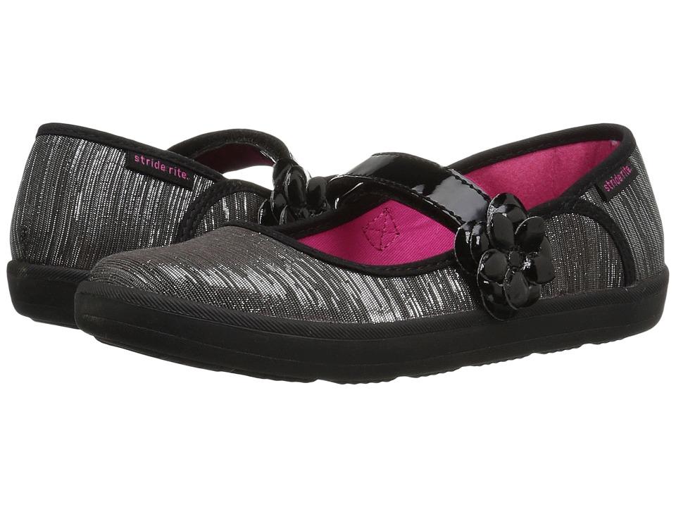 Stride Rite - Marleigh (Toddler/Little Kid) (Black) Girl's Shoes
