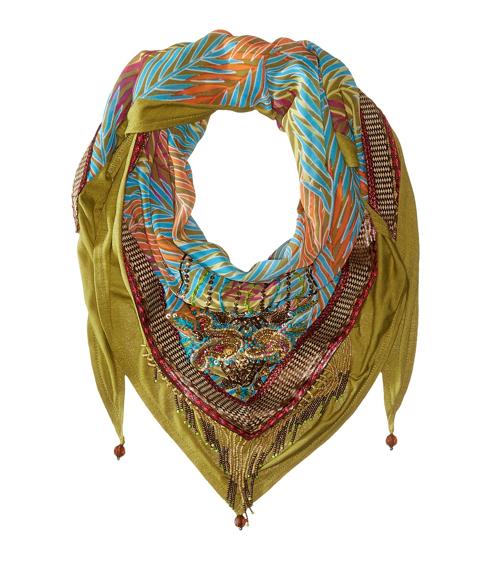 Mary Frances - Grotto Scarf (Multi) Scarves