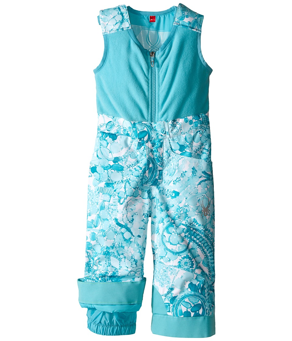 Spyder Kids - Bitsy Sweetart Pants (Toddler/Little Kids/Big Kids) (Tacey Freeze/Freeze) Girl's Outerwear