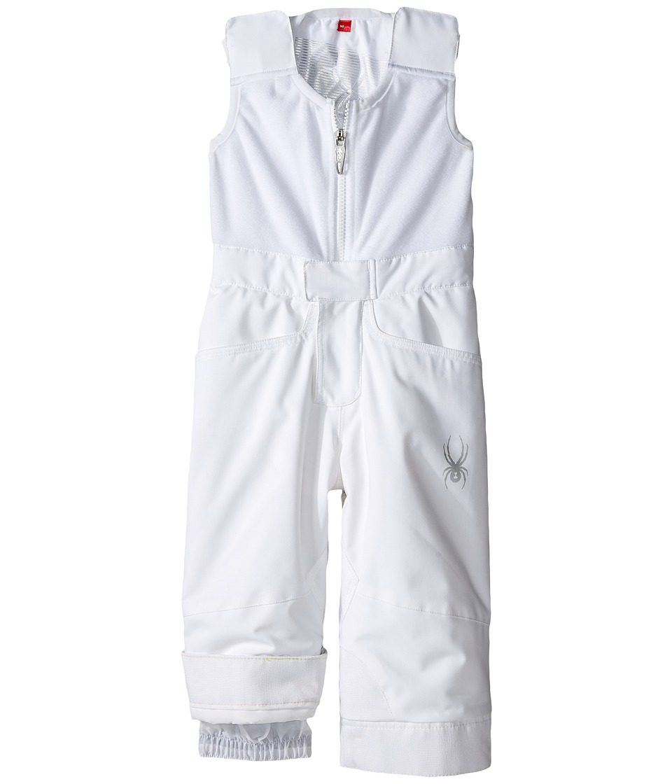 Spyder Kids - Bitsy Sweetart Pants (Toddler/Little Kids/Big Kids) (White/White) Girl's Outerwear