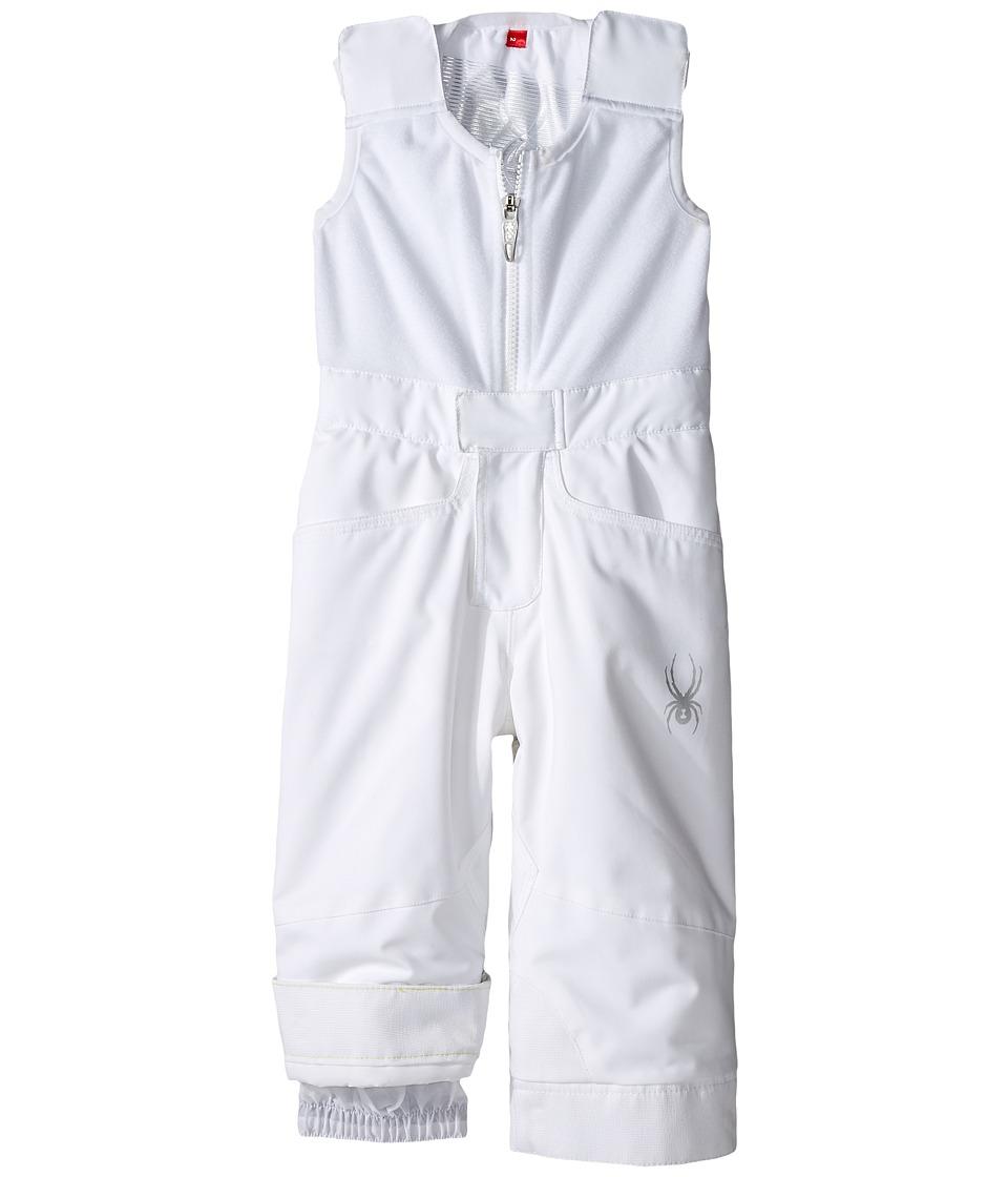 Spyder Kids - Bitsy Sweetart Pants (Toddler/Little Kids/Big Kids) (White/White) Girl's Outerwear