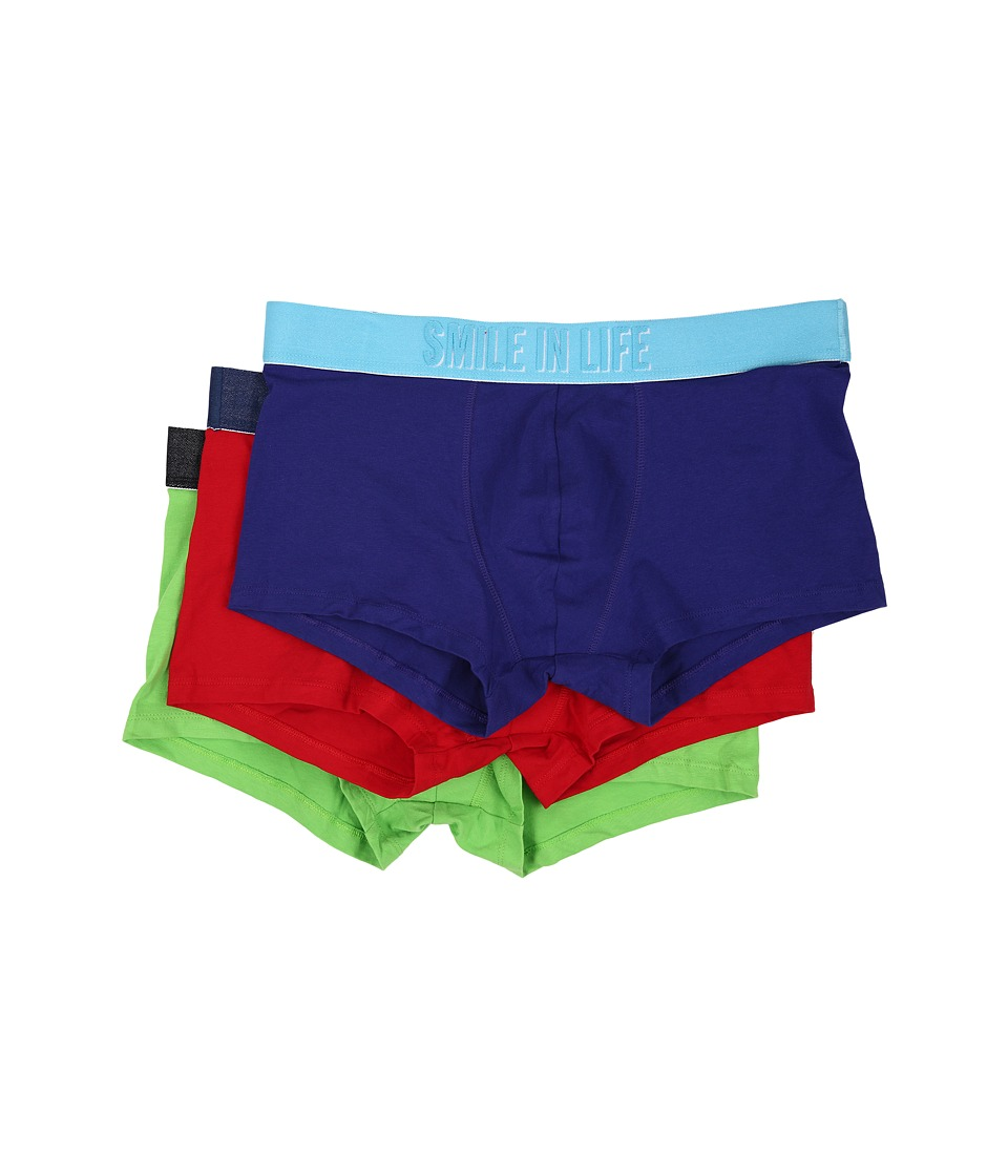 Diesel - Shawn 3-Pack Boxer HALP (Multicoloured) Men's Underwear