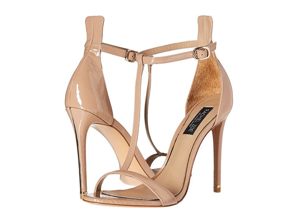 Rachel Zoe - Tee (Nude Soft Patent) High Heels