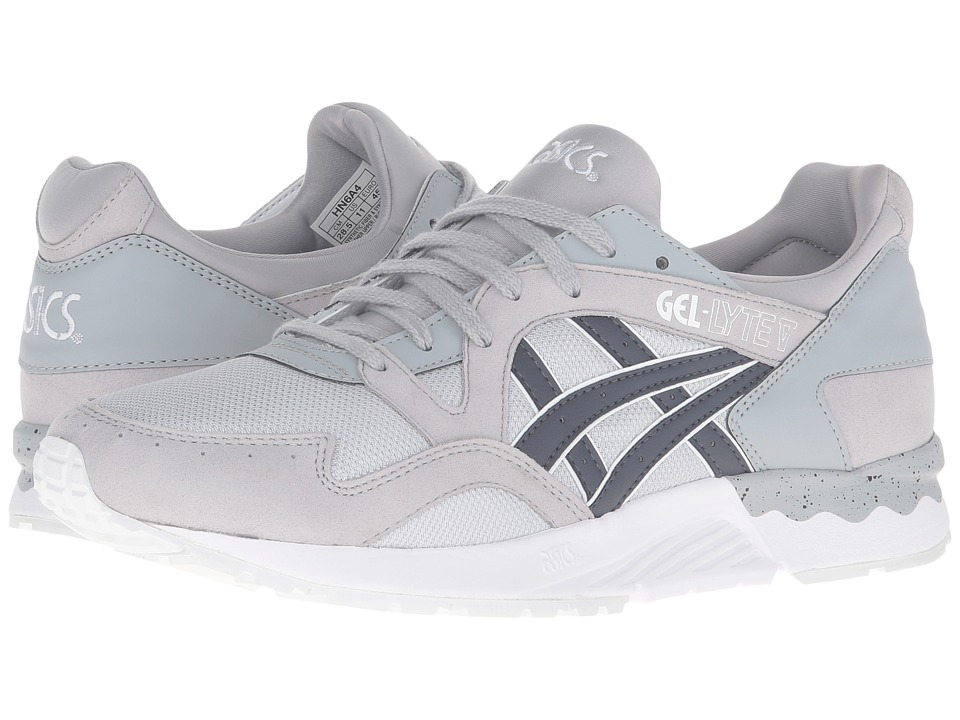 Onitsuka Tiger by Asics - Gel-Lyte V (Light Grey/India Ink) Shoes