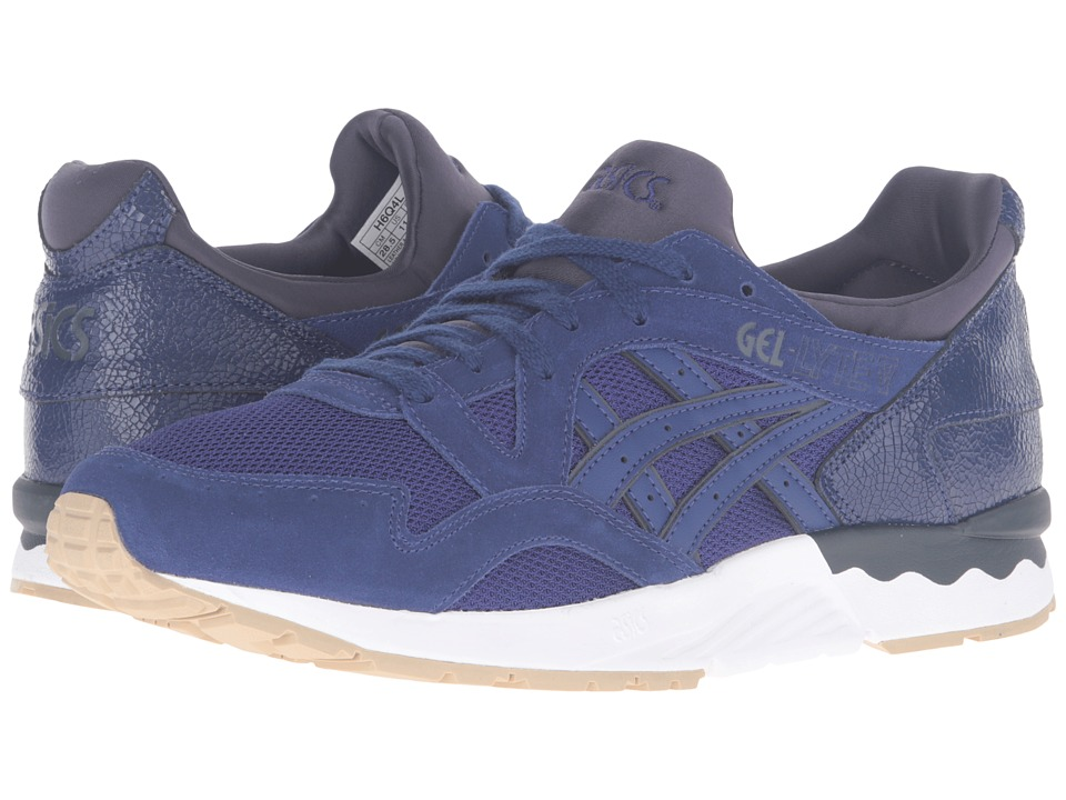 Onitsuka Tiger by Asics Gel-Lyte V (Blue Print/Blue Print) Shoes