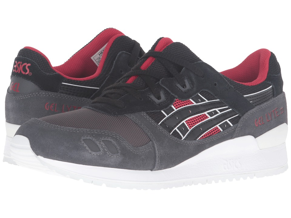 Onitsuka Tiger by Asics Gel-Lyte IIItm (Black/Black 1) Athletic Shoes