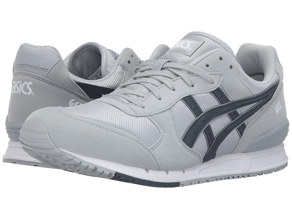 ASICS Tiger - Gel-Classic (Light Grey/India Ink) Classic Shoes