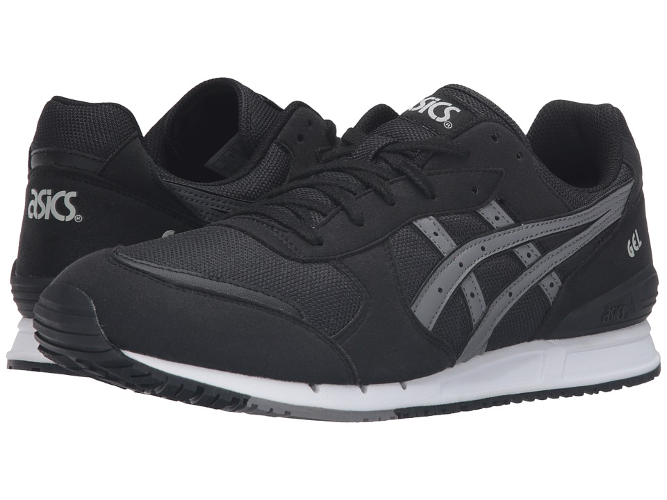 Onitsuka Tiger by Asics - Gel-Classic (Black/Grey 1) Classic Shoes