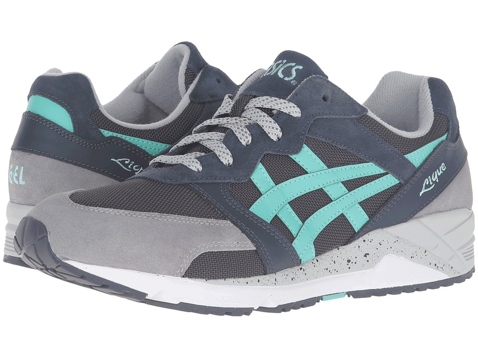 Onitsuka Tiger by Asics Gel-Lique (India Ink/Cockatoo) Athletic Shoes