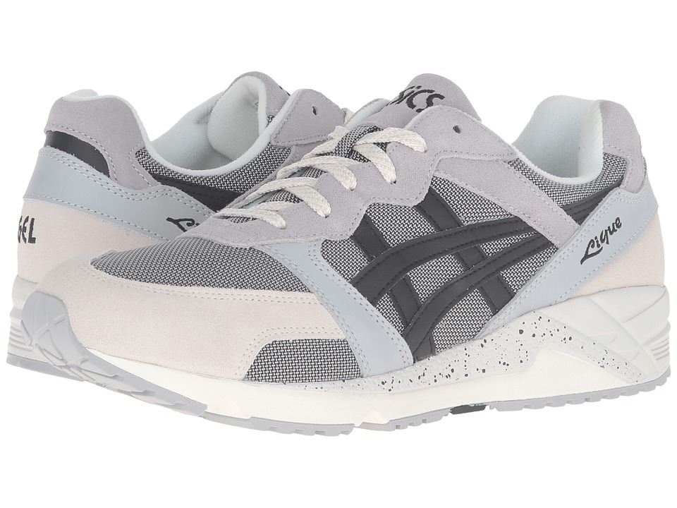 Onitsuka Tiger by Asics - Gel-Lique (Light Grey/Black) Athletic Shoes