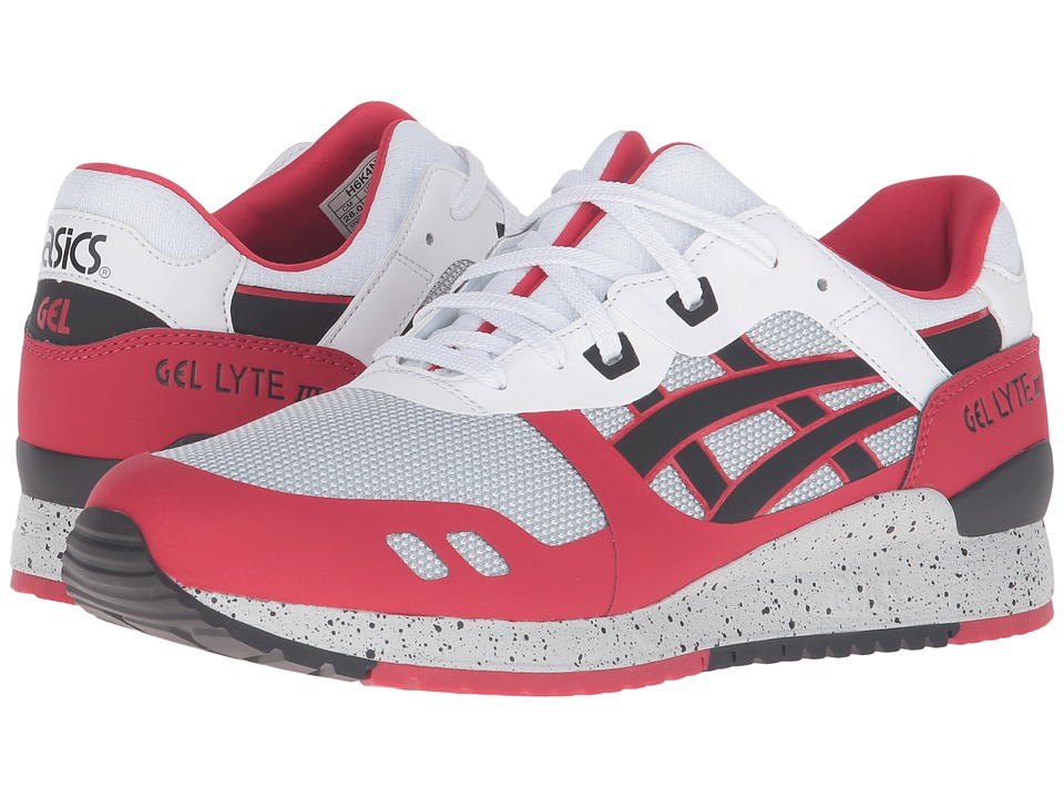 Onitsuka Tiger by Asics Gel-Lyte III NS (White/Black) Athletic Shoes