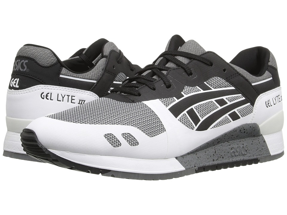 Onitsuka Tiger by Asics - Gel-Lyte III NS (Grey/Black) Athletic Shoes