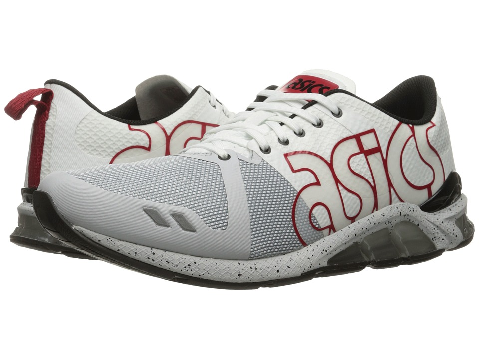 Onitsuka Tiger by Asics Gel-Lyte One Eighty (White/Red) Athletic Shoes