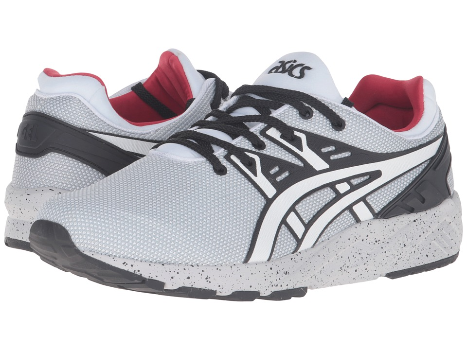 Onitsuka Tiger by Asics - Gel-Kayano Trainer Evo (White/White) Athletic Shoes