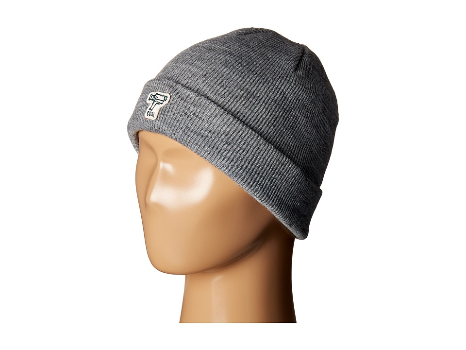 Coal - The Junior Beanie (Heather Grey) Beanies