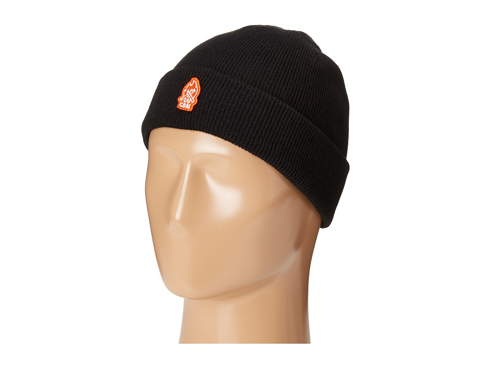 Coal - The Junior Beanie (Black) Beanies