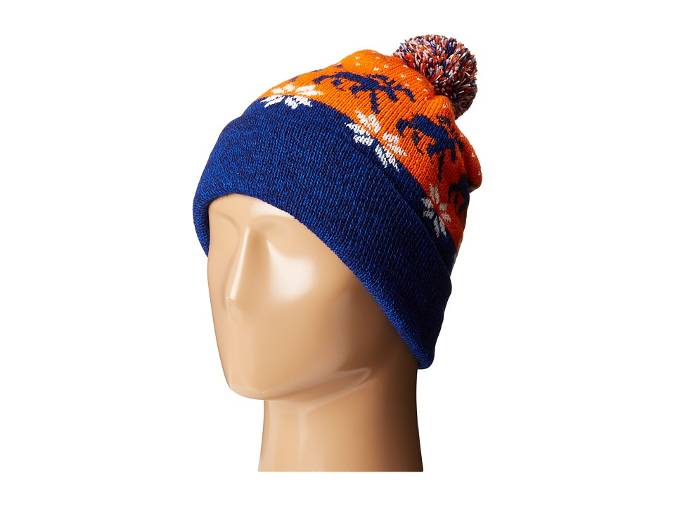 Coal - The Lodge (Royal Blue Marl) Knit Hats