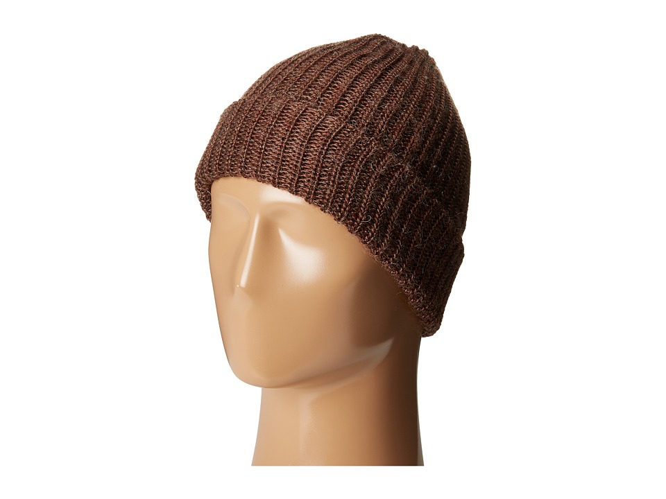 Coal - The Edward (Brown) Knit Hats
