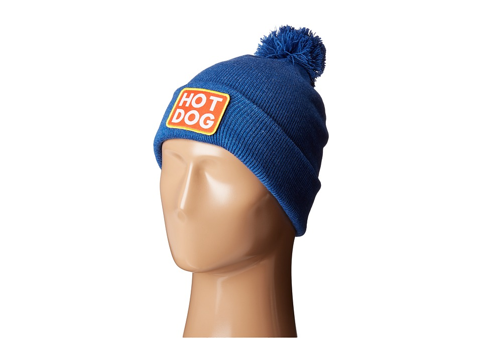 Coal - The Vice (Heather Royal Blue (Hot Dog)) Caps