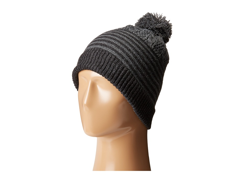 Coal - The Sweater (Heather Black) Beanies
