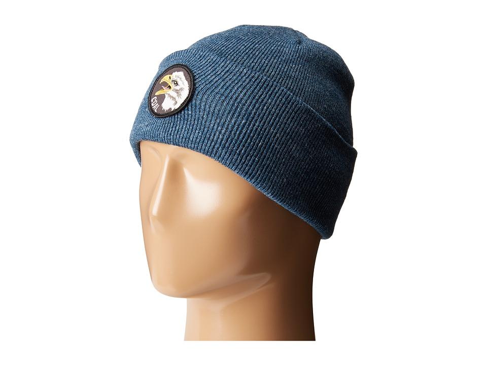 Coal - The Prey (Heather Slate) Knit Hats