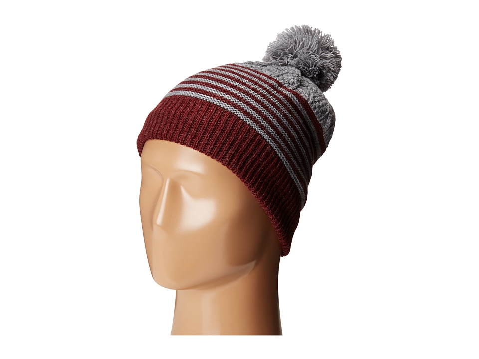 Coal - The Sweater (Heather Burgundy 1) Beanies