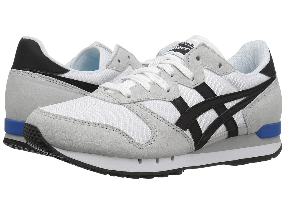 Onitsuka Tiger by Asics - Alvarado (White/Black) Athletic Shoes